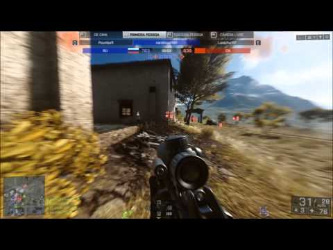 Battlefield 4 Hacker Cheater ( Caught in Spectator )