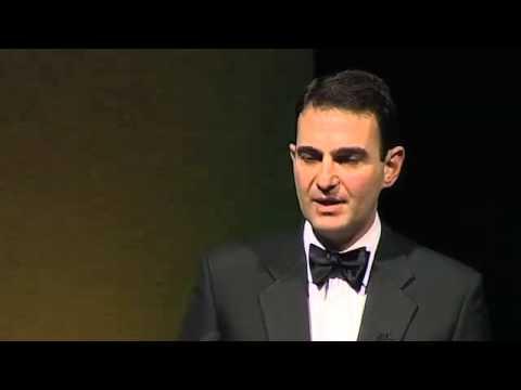 Chairman's opening speech - Gala Dinner...