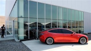 Model 3: The Key to Tesla