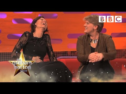 Race Horse Names - The Graham Norton Show - Series 12 Episode 13 - BBC One