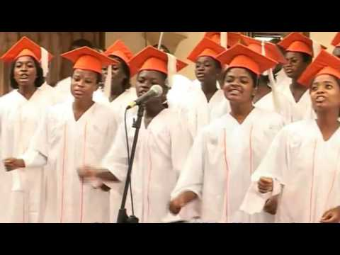 Winneba Youth Choir - Dance Medley 4