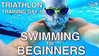 Triathlon Training Day 1   Swimming for Beginners