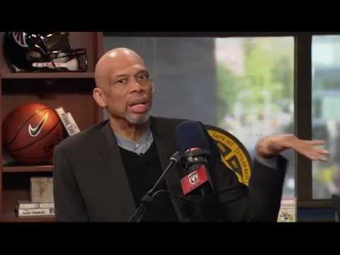 Kareem Abdul-Jabbar on The Dan Patrick Show (Full Interview) 10/26/2015