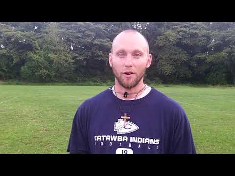 Interview with Coach Brian Terwilliger, head football coach at Western Guilford High School