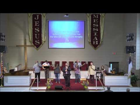 Church Road Baptist July 19, 2017 Revival Services