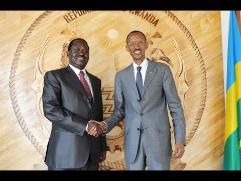 Raila Odinga Becomes African Icon In Influencing World Politics