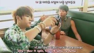 DBSK 동방신기 - Love Is Never Gone (내가 허락할 테니) FMV [eng + rom + hangul + karaoke sub]