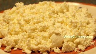 Easy Homemade Cheese - Farmer Cheese Recipe