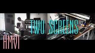 TWO SCREENS vol.6   - AMVI