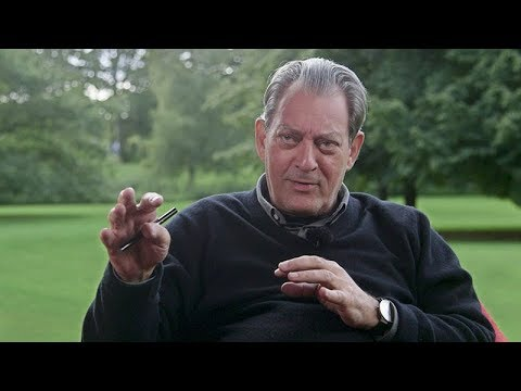 Paul Auster Interview: Early Readings