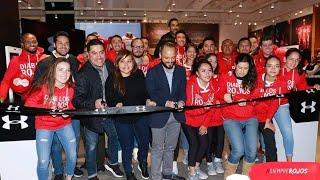 Inauguración de la Nueva Tienda @UnderArmourMx en Town Square Metepec