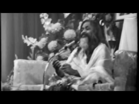 Maharishi Mahesh Yogi on Thriving In Modern Life And Strengthening From Within