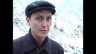 Место убийства Алтынбека Сарсенбаева