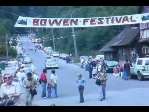 Bowen Island - Bowen Festival 1976
