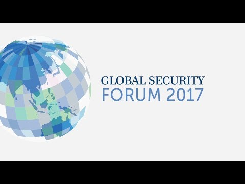 GSF 2017: Welcoming Remarks and Global Forecast 2030