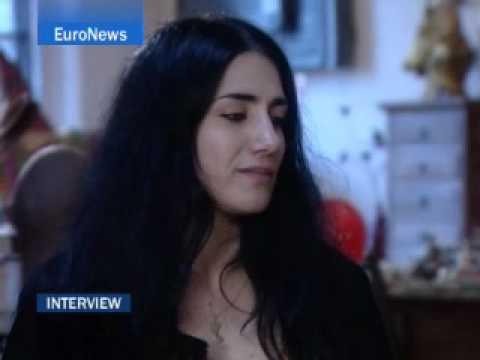 EuroNews - Interview - Ronit Elkabetz