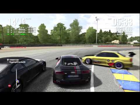 Let´s play together: Forza 4 cruising lobby