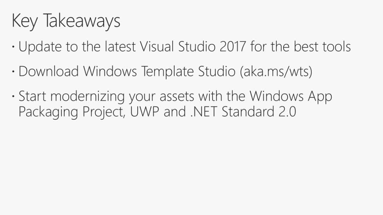 Ten things you didn't know about building  NET UWP apps in Visual