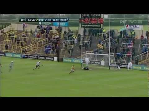 Gary Maguire Save # 2 v Kilkenny (Leinster Senior Semi-Final, June 23rd 2012)