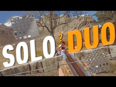 RUSTㆍThe Difference of SOLO and DUO