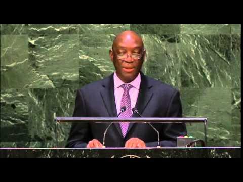 Mozambique - Débat 2014 de l'Assemblée générale de l'ONU