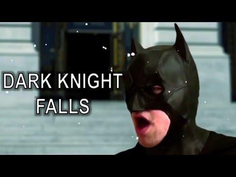 The Dark Knight Rises Parody/Spoof (The Dark Knight FALLS Trailer)