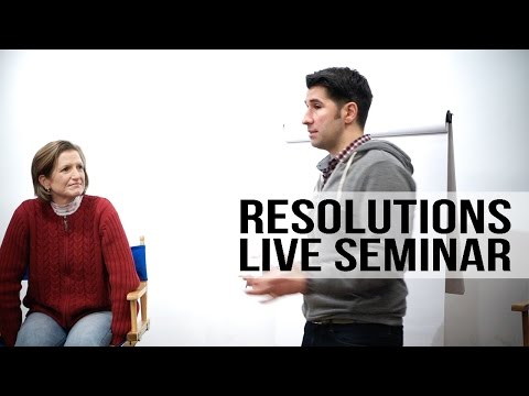 6 Steps to Keeping Your New Years Resolution | With Demonstration