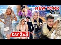 NEW YORK VLOG PT 2 / BROOKLYN NETS GAME & TOP OF THE ROCK