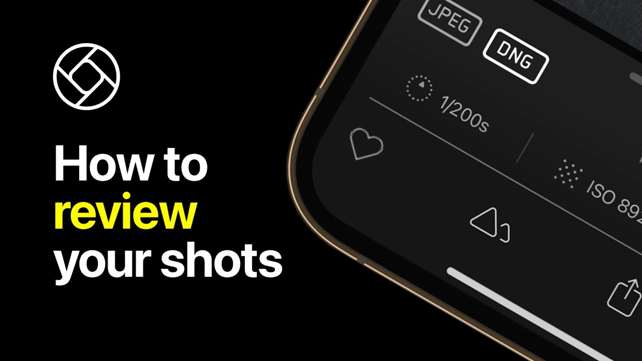 Download Review your photos like a PRO - Halide Mark II Quick Tip