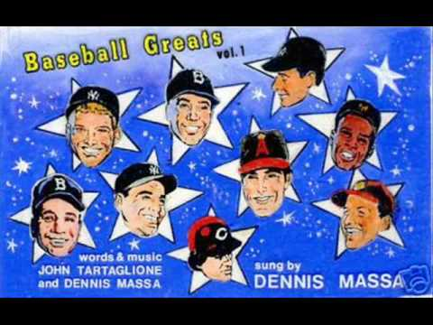 Hail To Da Duke ( Duke Snider ) sung by Dennis Massa