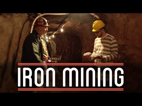 Iron Mining | How To Make Everything: Tools (3/6)