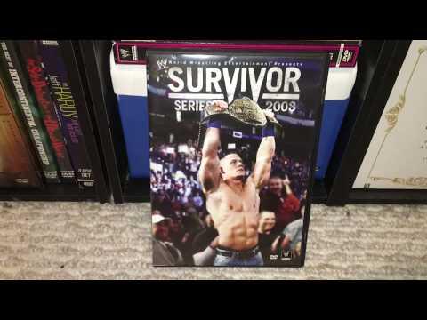 WWE Survivor Series 2008 DVD Review