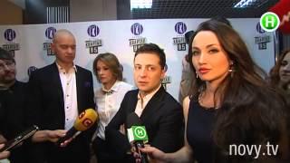 Как шутят украинские артисты во время войны? - Абзац! - 21.10.2014