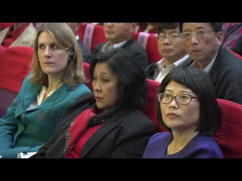 Presentation By The ACDE At The International Conference Shanghai Open University China