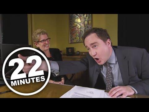 22 Minutes: Kathleen Wynne
