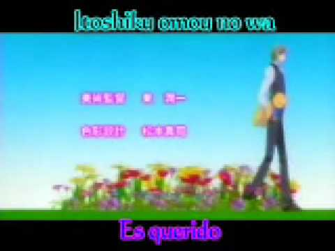 Junjou Romantica Opening (pigstar - Kimi = Hana) Sub Español