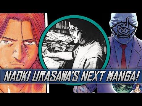 Naoki Urasawa Launches New Manga On October 20th!!