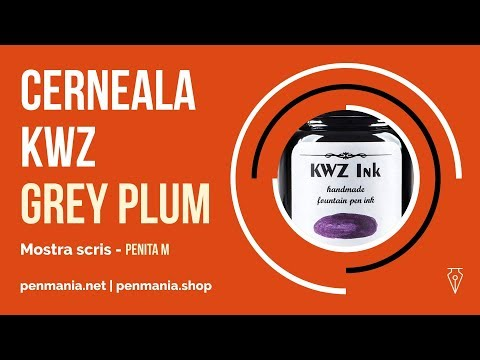 Cerneala KWZ - Grey Plum