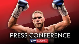 BREAKING! Billy Joe Saunders signs promotional deal with Matchroom Boxing