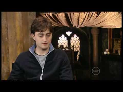 Daniel Radcliffe & Rupert Grint interview on ROVE - Part 1 (of 2)