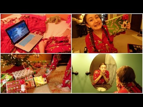 Christmas Eve Night Routine 2015!