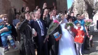 Свадьба Алексея и Насти - ролик для интернета