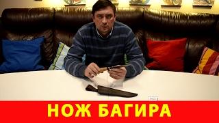 Обзор ножа Багира. Компания Русский булат. Как выбрать охотничий нож knives knife охота edc рыбалка