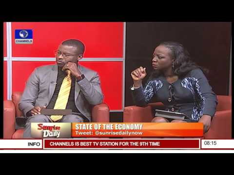 Nigeria Does Not Have Sufficient Financial Resources - Financial Analyst 05/11/15 Prt 1