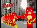 Minecraft how to become flash and run super fast no mod.