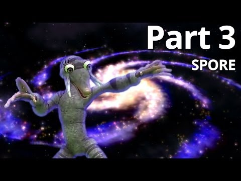 Let's Play - SPORE - Part 3