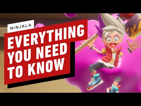 Ninjala: Everything You Need to Know!