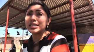 Das Kinder - und Jugendprojekt Barriletes in León, Nicaragua