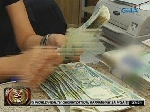 24 Oras:  Gross Domestic Product ng bansa, tumaas ng 7.8% sa unang tatlong buwan ng 2013