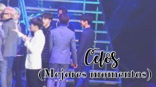 TaeKook/Vkook Jealously (Best moments); Celos (Mejores momentos) [ES & ENG Sub]